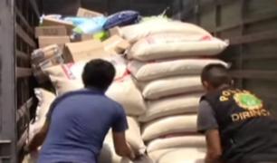 Capturan a sujetos que robaron camión con mercadería valorizada en 400 mil soles