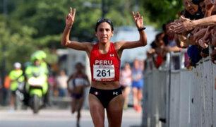 ¡Vale un Perú! Gladys Tejeda nos llena de orgullo con medalla de oro en Bolivarianos 2017