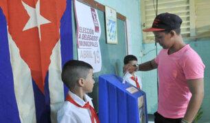 Cuba: más de ocho millones de ciudadanos ejercieron su derecho al voto