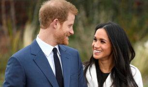 El príncipe Harry y la actriz Meghan Markle contraerán matrimonio