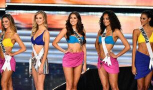 Miss Universo 2017: Las 10 finalistas que lucieron radiantes en traje de baño [FOTOS]