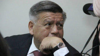 César Acuña afirma que no tuvo interés en que Noguera conforme CNM