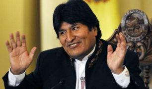 Bolivia: TC aprueba reelección de Evo Morales