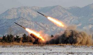 Corea de Norte: Pyongyang lanzó nuevo misil hacia el mar del Japón