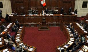 Congreso solicitó credenciales de reemplazantes de Fujimori, Ramírez y Bocángel