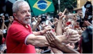 Brasil: Lula a un paso de quedar tras las rejas