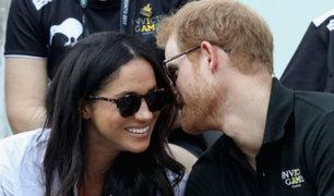 Príncipe Harry se casará con la actriz Meghan Markle el próximo año