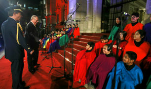 PPK presidió lanzamiento de concurso para elegir logo y canción del Bicentenario
