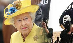 Reino Unido: ISIS amenaza de muerte a la Reina Isabel II