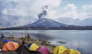 Indonesia: evacuan a 100 mil personas por volcán de Bali