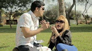 La Tigresa del Oriente remece Facebook con 'Menores', reggaetón parodia de 'Mayores' [VIDEO]
