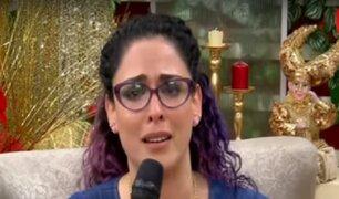 Adriana Quevedo se quiebra en vivo y confiesa que está luchando para ser mamá