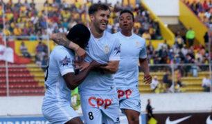 Real Garcilaso retoma la punta del Torneo Clausura