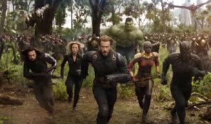 'Avengers: Infinity War': Los momentos más épicos del tráiler que lanzó Marvel [FOTOS]