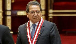 Fiscal de la Nación garantiza sanción ejemplar en caso de terramoza violada