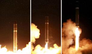Corea del Norte: misil podría alcanzar cualquier parte de los Estados Unidos