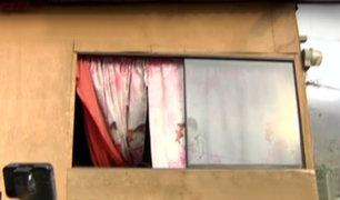 SJL: asesinan a balazos a joven madre mientras dormía en su vivienda