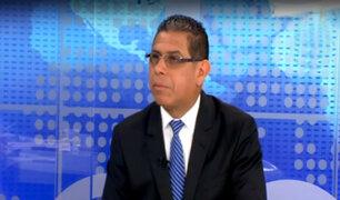 """César Azabache: """"Juicio de Humala y Heredia tiene que ser lo antes posible"""""""
