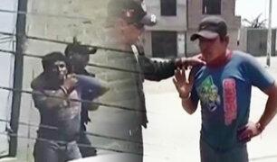 Trujillo: capturan a sujeto que besaba y tocaba indebidamente a niña de 9 años