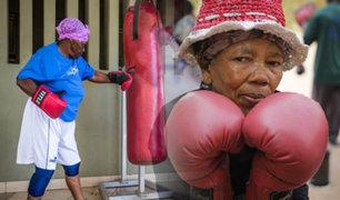 Conozca a las abuelas boxeadoras de Sudáfrica