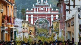 Ayacucho iniciará proceso para postular como Patrimonio de la Humanidad
