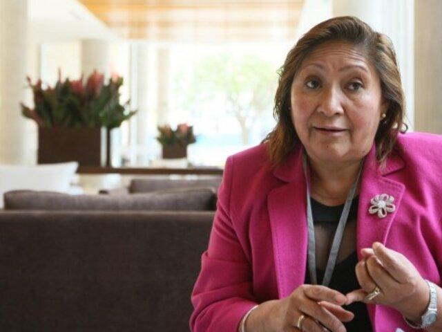 Ministerio de la Mujer planteará tocar temas de educación sexual en los colegios