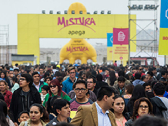 Mistura 2017: Más de 300 mil personas asistieron a la feria gastronómica