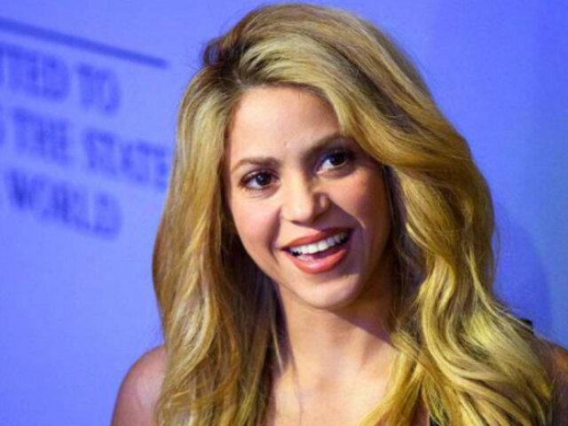 España: Shakira declarará por presunto fraude fiscal