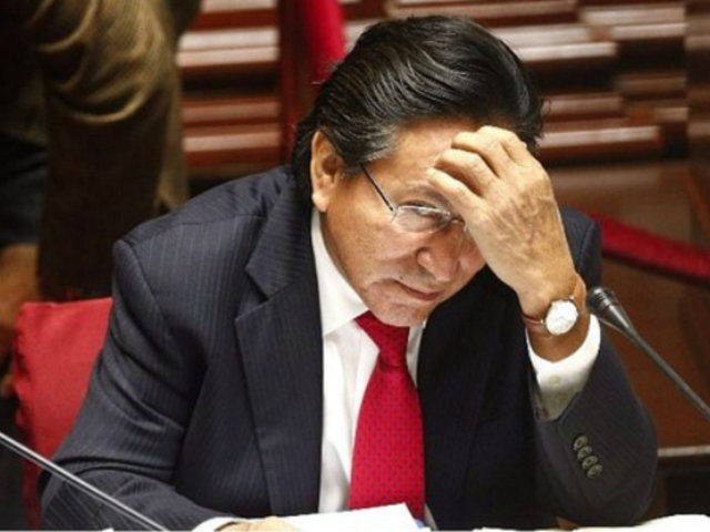 Caso Toledo: Ministerio de Justicia garantiza firmeza en el análisis de cuadernillo de extradición