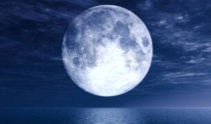 La última Superluna del 2017 se verá este domingo