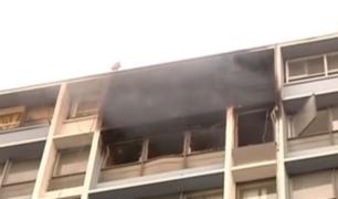 Cercado de Lima: dueña del departamento incendiado pide apoyo a las autoridades