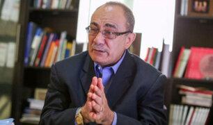 Ídel Vexler hace llamado al Congreso para que vacancia no prospere