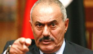 Yemen: expresidente es asesinado por rebeldes hutíes