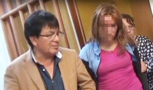 Chimbote: mujer fue salvajemente golpeada por su pareja en el rostro