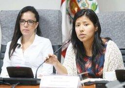 Ética archivó denuncia contra Huilca y Glave por caso #Perúpaísdevioladores