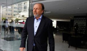 Comisión Lava Jato: Salomón Lerner admitió que contactó a Villarán con Favre