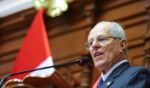 Tras revelaciones de Odebrecht: PPK asistirá a Comisión Lava Jato del Congreso