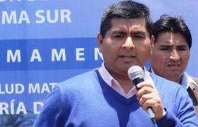 Los topos de Lima Sur: dictan 18 meses de prisión preventiva para alcalde de VMT
