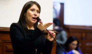 """Yeni Vilcatoma: """"Retiro lo dicho en el Pleno que pudo afectar a  los chilenos"""""""