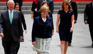 Comisión Lava Jato solicita información financiera de la primera dama Nancy Lange