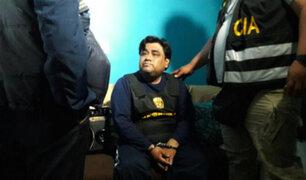 Coimas y cupos: hermano de alcalde de VMT lideraba banda delictiva