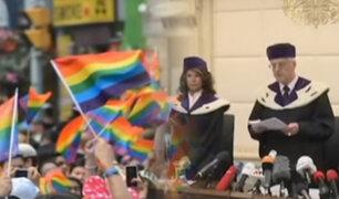 CIDH insta a sus países miembros a reconocer el matrimonio entre personas del mismo sexo