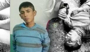 Huancayo: ladrón finge convulsionar para no ser intervenido