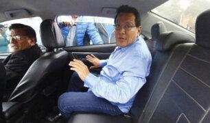 Parlamentarios comentaron sobre presunta coima millonaria dada a Félix Moreno