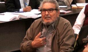 Caso Tarata: Terrorista Abimael Guzman amenazó a procuradora en audiencia