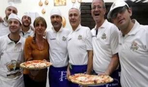 Unesco declara la pizza napolitana como Patrimonio Inmaterial de la Humanidad