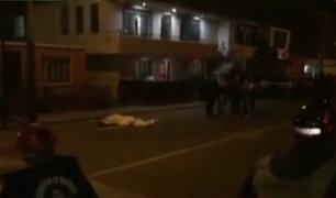 Ventanilla: hombre muere tras recibir dos disparos en la cabeza