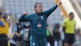 Alianza Lima renovó contrato a entrenador  Pablo Bengoechea