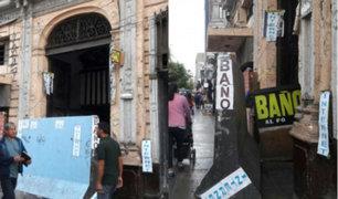 Centro de Lima: Municipalidad de Lima cerró cantina en 2014, pero así se burlan de la ley