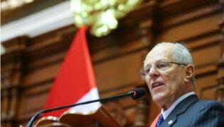 Crisis en el Gobierno: vacancia de PPK se decidirá el próximo jueves 21